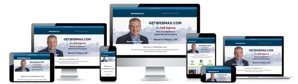 Web Design by GetWebMax.com